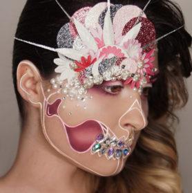 1*Maquillage artistique